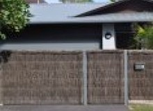 Kwikfynd Brushwood fencing rockingham