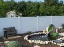 Kwikfynd Privacy fencing rockingham