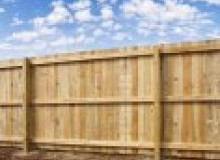Kwikfynd Wood fencing rockingham